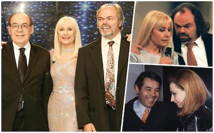 Raffaella Carrà, Japino e Boncompagni i grandi amori della sua vita