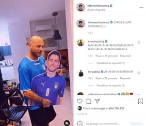 Europei, Italia in finale: le reazioni di gioia dei tifosi vip