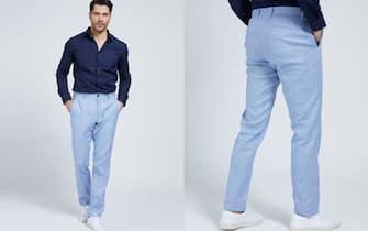 Pantalone Marciano lino