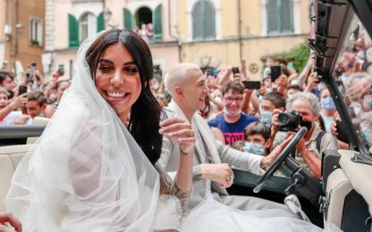 """Federico Bernardeschi e Veronica Ciardi: """"Presto il terzo figlio"""""""