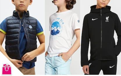 Saldi estivi 2021: abbigliamento neonati bambini e bambine. Le offerte