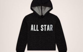 All Star Cropped Hoodie