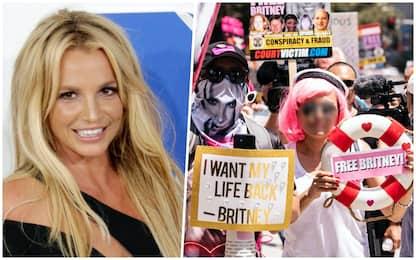Britney Spears, il padre chiede la fine della tutela legale