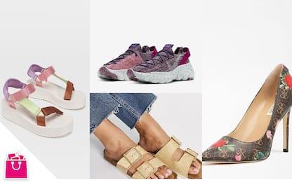 Saldi estivi 2021, le migliori scarpe da donna in offerta