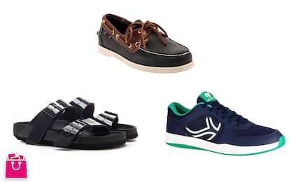 Saldi estivi 2021, le migliori scarpe da uomo in offerta