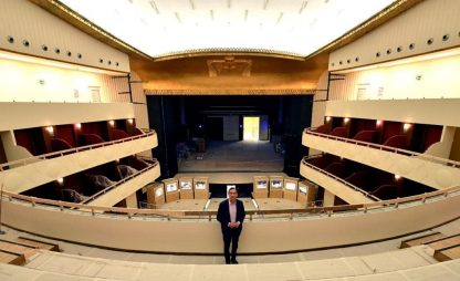 Milano, riapre il Teatro Lirico: sarà intitolato a Giorgio Gaber