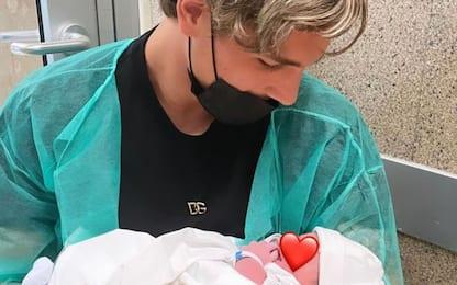 Niccolò Zaniolo è diventato papà: nato il figlio con Sara Scaperrotta