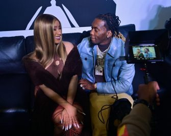 ATLANTA, GA - DECEMBER 14: Cardi B and Offset attend Offset Birthday Celebration at Republic Lounge on December 14, 2020 in Atlanta, Georgia.(Photo by Prince Williams/WireImage)