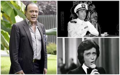 E' morto Gianni Nazzaro, cantante e attore. Aveva 72 anni