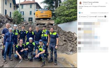 Facebook/Città di Trezzo sull'Adda