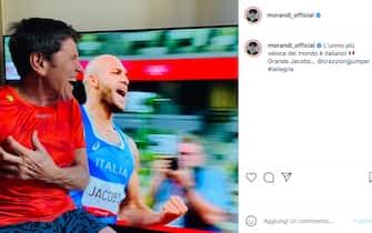 Il post di Gianni Morandi