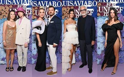 Da Ratajkowski a Satta: tutte le star al gala di LuisaViaRoma a Capri