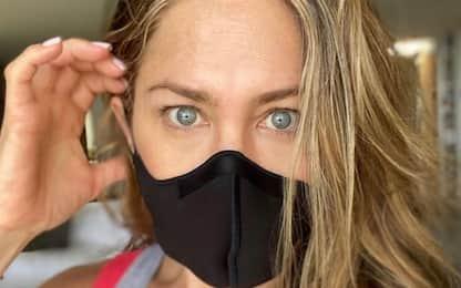 """Jennifer Aniston: """"Ho chiuso con amici non vaccinati contro il Covid"""""""