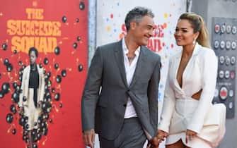 Taika Waititi e Rita Ora