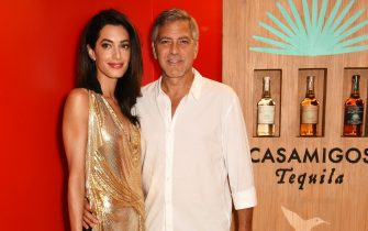 George Clooney getty