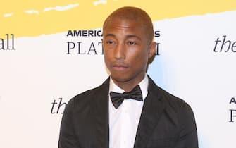 Pharrel Williams kika