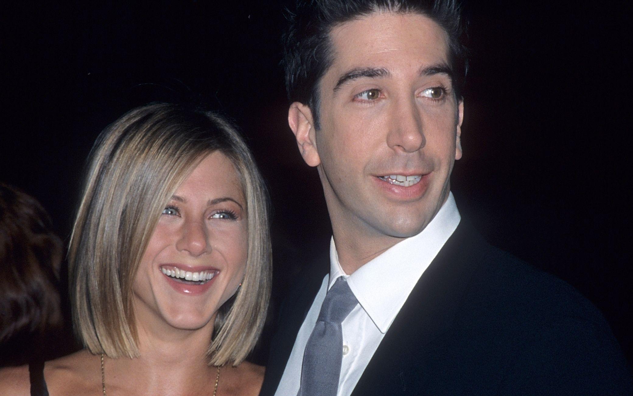 Jennifer e David