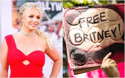 """Britney Spears """"libera"""", il padre rinuncia a essere suo tutore"""