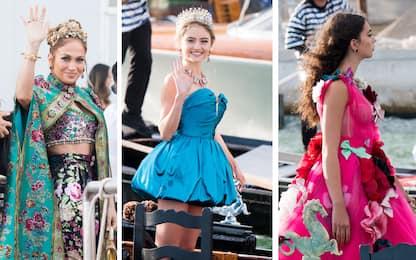 Tutte le celebrità alla sfilata di Dolce & Gabbana a Venezia