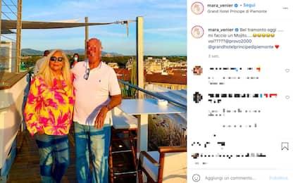 Mara Venier risponde ai commenti di body shaming su Instagram