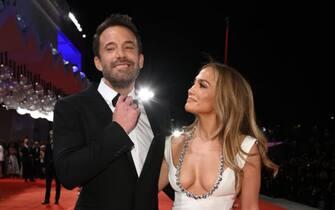 J.Lo e Ben Affleck