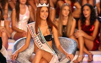 Miriam Leone miss Italia nel 2008