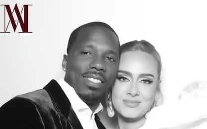 Adele sta con Rich Paul: arriva la conferma su Instagram