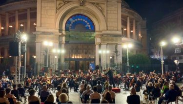 orchestra sinfonica politeama palermo