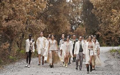 Milano Fashion Week 2021, la collezione di Antonio Marras. FOTO