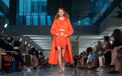 Milano Fashion Week 2021, la sfilata di Max Mara. FOTO