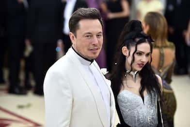 Elon Musk e Grimes si sono lasciati dopo 3 anni insieme