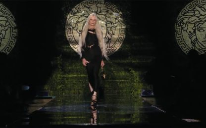 Fendace chiude la Milano Fashion Week Women's Collection