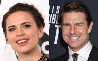 Tom Cruise e Hailey Atwell si sono lasciati