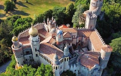 Voglio essere un mago, il castello e le location del programma