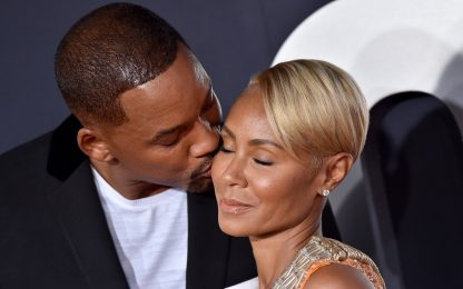 """Will Smith e la moglie Jada Pinkett Smith: """"Non pratichiamo monogamia"""""""