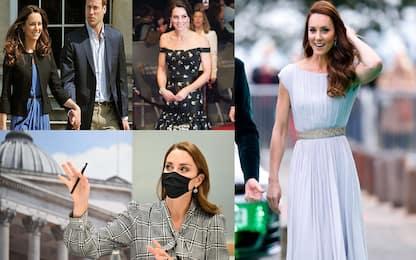 Moda, Kate Middleton e l'arte (cheap) del riciclo. FOTO