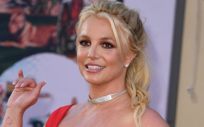 """Britney Spears addobba la casa per Natale: """"Più gioia nella vita"""""""