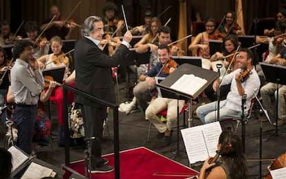 Riccardo Muti porta a Milano l'Italian Opera Academy. L'INTERVISTA