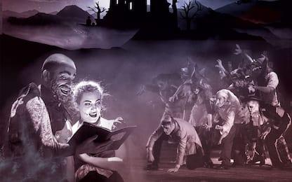 Halloween al Teatro Arcimboldi Milano: Welcome To Transylvania. FOTO