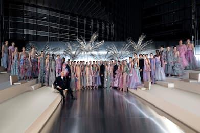 La One Night Only di Giorgio Armani a Dubai