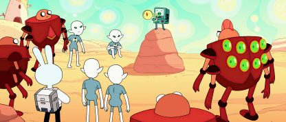 Adventure Time compie 10 anni e festeggia con un imperdibile speciale