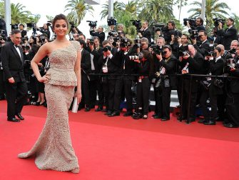 CANNES, FRANCE - MAY 11:  Aishwarya Rai Bachchan attends the Opening Ceremony at the Palais des Festivals during the 64th Cannes Film Festival on May 11, 2011 in Cannes, France.  (Photo by Pascal Le Segretain/Getty Images)
