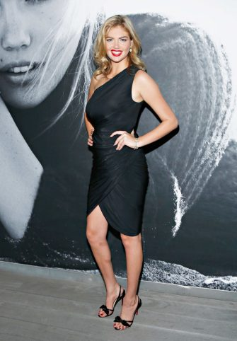 NEW YORK, NY - JULY 30:  Model Kate Upton attends the David Yurman Annual Rooftop Soiree at David Yurman Rooftop on July 30, 2013 in New York City.  (Photo by Cindy Ord/Getty Images)