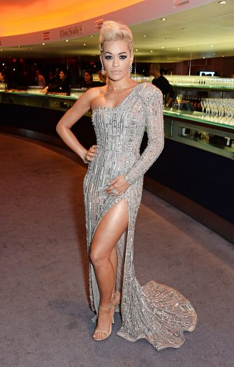 LONDON, ENGLAND - SEPTEMBER 02:  Rita Ora attends the GQ Men Of The Year awards in association with Hugo Boss at The Royal Opera House on September 2, 2014 in London, England.  (Photo by David M. Benett/Getty Images)