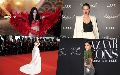 Adriana Lima: i look più belli della top model brasiliana