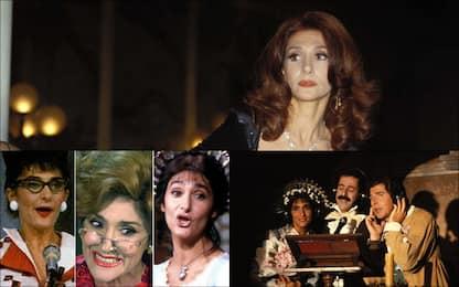 Anna Marchesini, ritratto dell'attrice del Trio con Solenghi e Lopez
