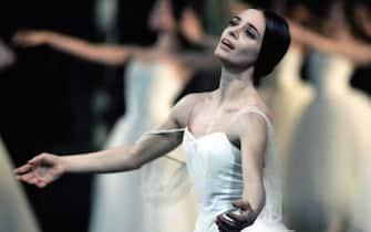 Giselle nella foto: Alessandra Ferri