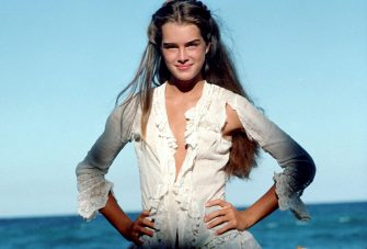 UNSPECIFIED - CIRCA 1980:  Photo of Brooke Shields  (Photo by Michael Ochs Archives/Getty Images)