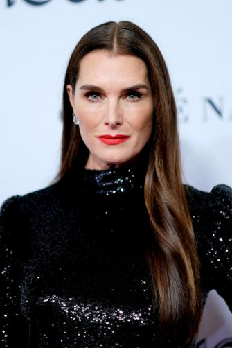 NEW YORK, NEW YORK - NOVEMBER 11: Brooke Shields attends the 2019 Glamour Women Of The Year Awards at Alice Tully Hall on November 11, 2019 in New York City. (Photo by Dimitrios Kambouris/Getty Images for Glamour)