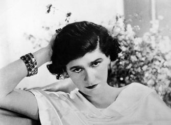 UNSPECIFIED - JANUARY 01:  Early undated photo of French fashion designer Coco Chanel.  (Photo by Pictures Inc./The LIFE Picture Collection via Getty Images)